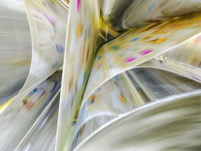 Tiskárna Vltavín - ofsetový tisk